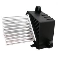 Car Electric Fan Heater Blower Motor Resistor 64116923204 64116929580 for BMW E46 E39 E83 E53 X5 X3 M5 3/5 Series
