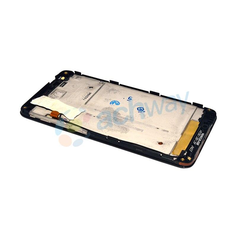 S660 LCD Display