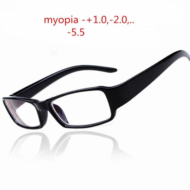 New brand high quality cheap prescription eyeglasses men student 1.5 ...