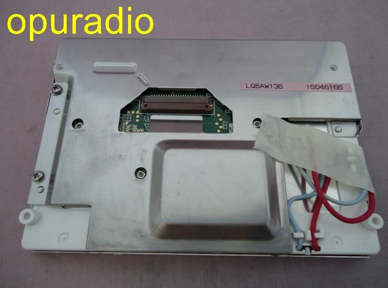 Opuradio 5 inch LCD display LQ5AW136 LQ050A5AG03 Screen for VW MFD Mercedes Porschi car dvd navigation