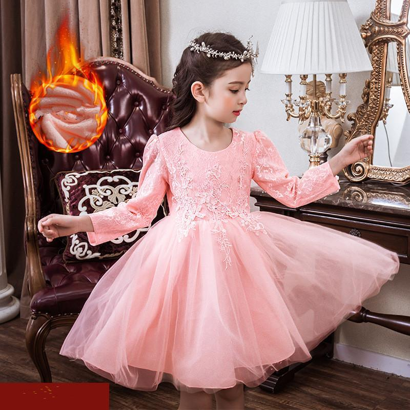 Spring Autumn Long Sleeves Children Girl Clothes Casual School Dress for Girls mini Tutu Dress Kids Girl Party Wear ClothingSpring Autumn Long Sleeves Children Girl Clothes Casual School Dress for Girls mini Tutu Dress Kids Girl Party Wear Clothing