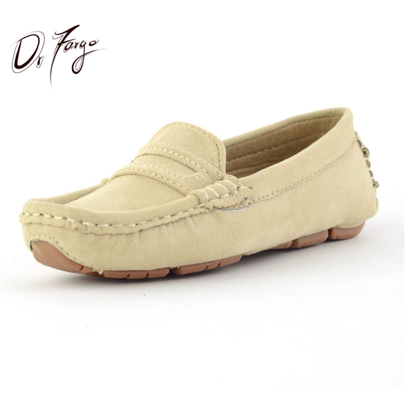 DRFARGO Hot försäljning Kvinnor Slip på Faux Suede Flats Lady's Moccasins Zapato Pregant Driving Shoes Casual Shoes34-43 Femme Chaussure