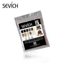 Spray Applicator Growth SEVICH Hair Fiber Hair Loss Concealer Keratin Hair Building Fiber Powder Styling Blender 100g