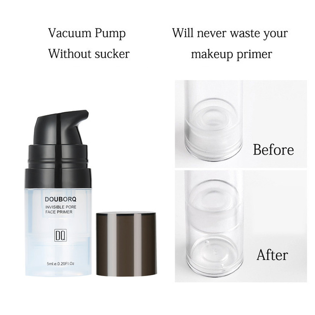 Natural Pro Pure Nude Face Base Makeup Primer Foundation Moisturizer Cream Eye Shadow Primer Cosmetics Maquiagem 1