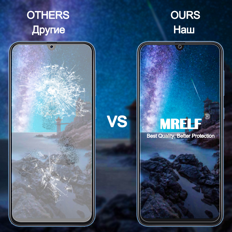 Tempered Glass for Samsung A50 A70 A40 A30 Screen Protector on Protective Glass for Samsung Galaxy A50 A60 A80 A10 A20 A90 Glass