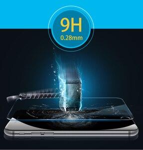 Image 4 - Verre trempé 2.5D pour iphone 7 protecteur décran demi protection décran pour iphone 4 5 6 6s plus 7 7plus 8 8plus X film de verre