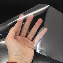 업그레이드 된 15 cm * 4 m 자동차 스티커 도어 래커 보호 필름 두꺼운 방지 스크래치 투명 자동차 커버 자동차 액세서리