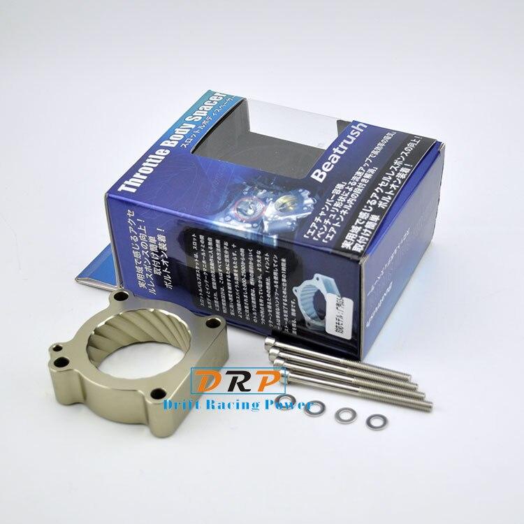 Geweldig! Beste Kwaliteit Sk-a0095 Beatrush Gasklephuis Inlaatspruitstuk Staafaluminium High Flow Spacer Pakkingen Voor Gac En Kei Gs4 Fancy Colors