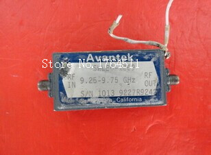 [BELLA] AVANTEK SWL86-1869 9.25-9.75GHz 15V SMA Low Noise Amplifier