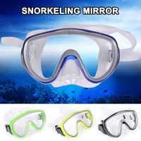 HOT Professional Underwater Diving Mask Swimming Scuba Snorkel Goggles HV99
