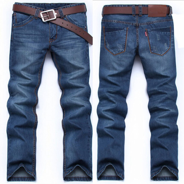 4a690f58 2016 New Free Shipping Hot Sale Slim Straight Fashion Denim Men Jeans,Retail  & Wholesale