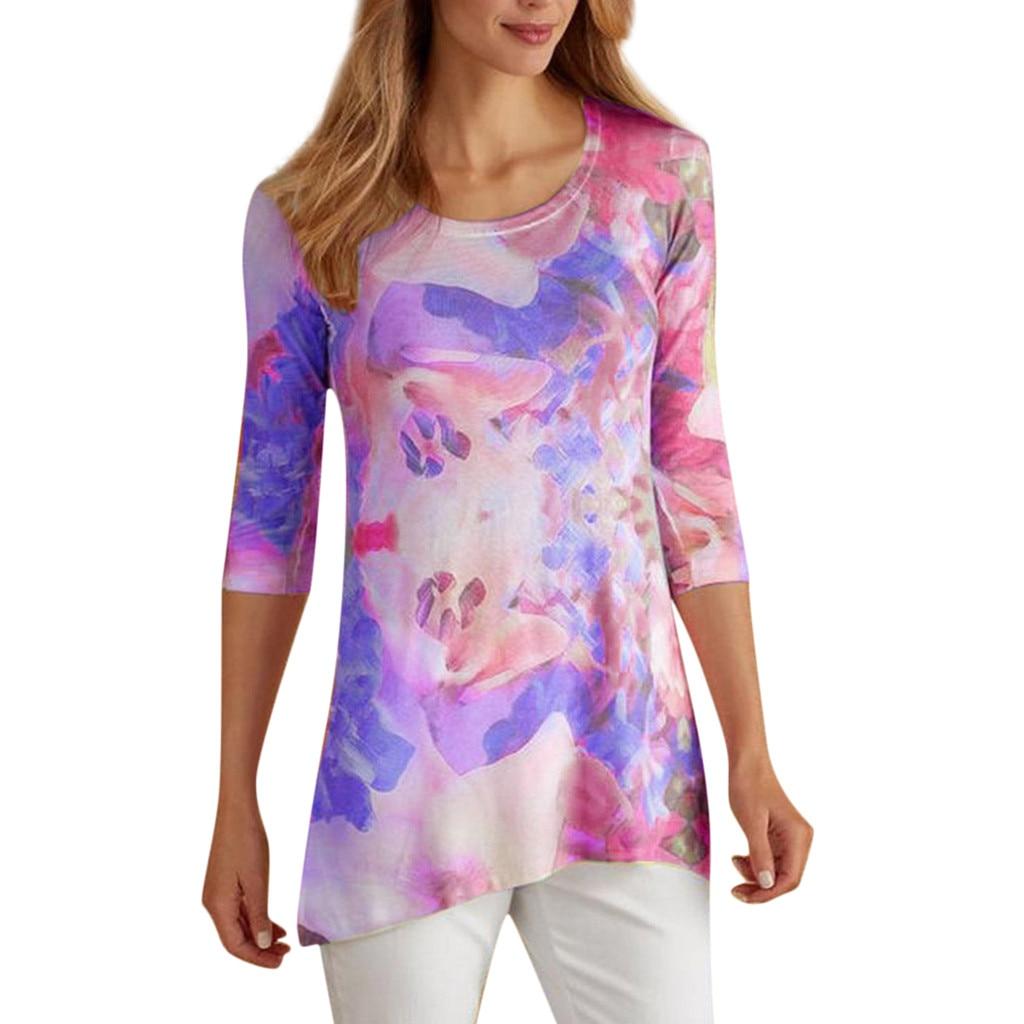 Tie-dye Color T Shirt Stranger Women Autumn Half Sleeve Fashion Tees Streetwear Casual Top pokemon футболка женская