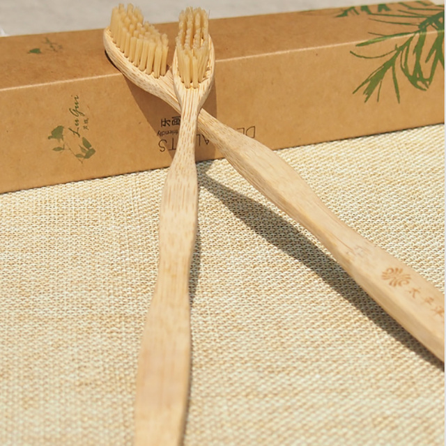 Bamboo Charcoal Tooth Brush