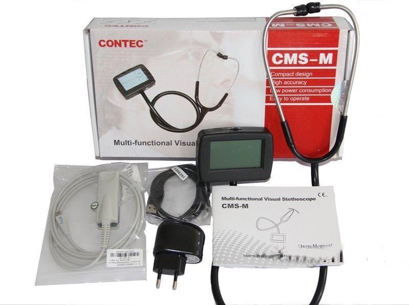 Здесь продается  CMS-M Best Personalized Simple Black Doctor Stethoscope  Красота и здоровье