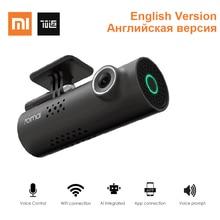 Xiaomi 70Mai 1s App Smart WiFi Car DVR Voice Control Car Dash Cam 1080P Full HD