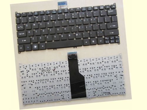 New Keyboard for Acer Aspire MS2346 MS2377 Q1VZC Chromebook C7 C710 C710-2847 US English Layout