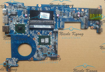 100% working  614536-001 w/ U3400 1.06GHz HM55 intergrated MotherBoard SYSTEM BOARD for HP ProBook 5220m