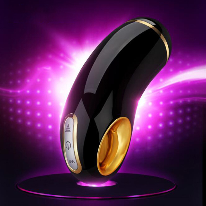 ФОТО Massager , Automatic Electric Vibrator Vagina Real Pussy Silicone Male Masturbator Cup Penis Pocket Sex Toys For Man