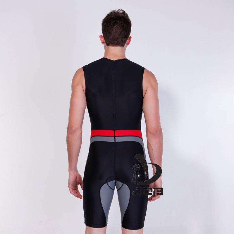 Triatlon Training Velosiped velosiped kostyum geyən kişilər - İdman geyimləri və aksesuarları - Fotoqrafiya 3