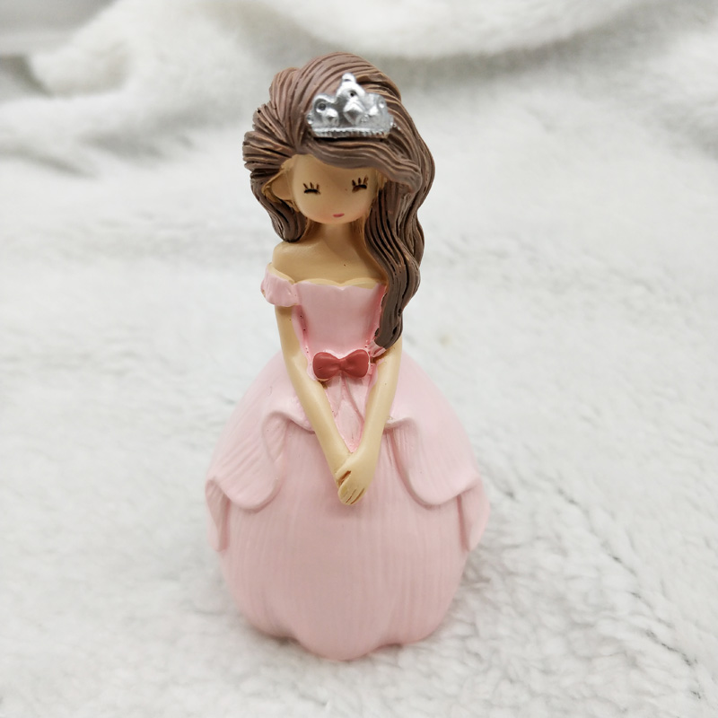 Cute princess cake topper girl happy birthday cake decoration wedding party anniversary valentine 39 s day Baby shower home decor in Cake Decorating Supplies from Home amp Garden