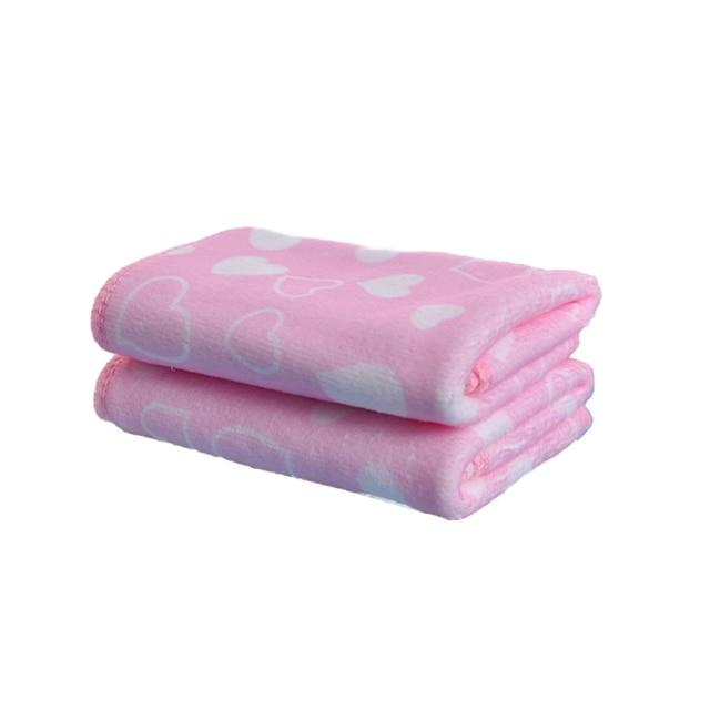 25*50 cm רך מיקרופייבר סופג מגבת הראט הדפסת ילד יד & פנים מגבת
