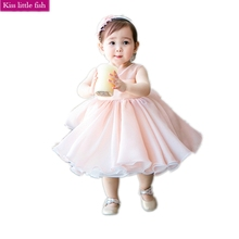 ; праздничное платье для маленьких девочек на День рождения; свадебное платье для девочек