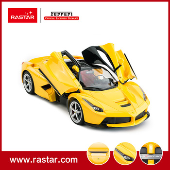 Rastar licensed rc car toys 1:14 Ferrari LaFerrari radio-controlled cars intelligent rc car vehicle  50100 radio-controlled car