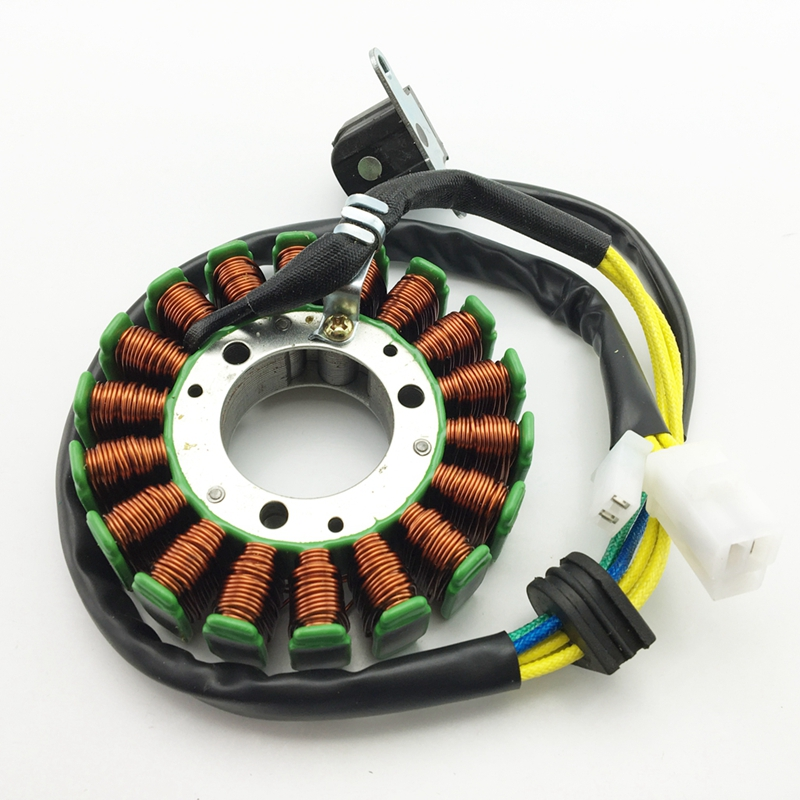 93mm Motorcycle Stator coil Assy Fits for Yamaha YP250 MAJESTY 250 Magneto  Stator Coil for 250CC Motorcycle Dirtbike Engine