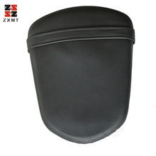 ZXMT For 06-07 Suzuki GSXR600 GSXR750 GSXR 600 750 K6 Motorcycle Rear Passenger Seat Cushion Pillion Leather Pad 2006 2007 Rear