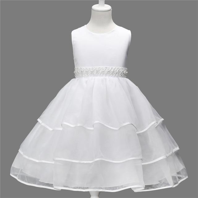 73c7767224c Mode robe soirée fille 12ans junior robe de bal genou haute court enfants  robes de mariée
