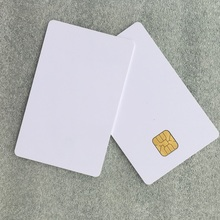 5000 шт. 2 Kbits памяти fudan24C02 AT24C02 ПВХ контакт Смарт ic карты
