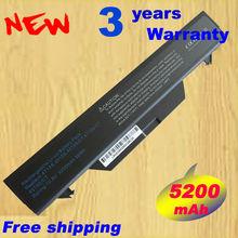 5200 mah Batterie FÜR HP ProBook 4510 4510 s 4515 s 4710 s HSTNN-1B1D NBP8A157B1