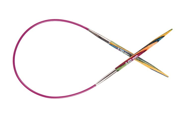 25cm 40cm 50cm  Knitpro Symfonie  Fixed Circular Needle Needles 2.0mm 2.25mm 3.0mm 4MM 4.5mm 5MM 6mm 6.5mm 7MM 8MM 10mm 12mm