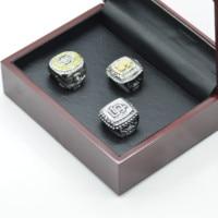 Free Shipping 3pc Sets 2010 2012 2014 San Francisco Giants Major League Replica Championship Rings Set