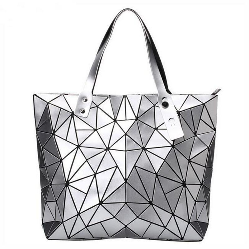 Hot Bag Top-Handle Bags Patchwork Bao Bao Handbags High Quality Handbag Women Hologram Messenger Baobao Tote bolsa feminina паяльник bao workers in taiwan pd 372 25mm