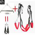 1 Set Red Adult Sex Swing Tripod Erotic Toys Luxury Love Swing Chairs Fetish Columpio Sex Toys Swing Sex Furniture ELDJ55