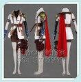 Athemis Final Fantasy XIIIFF13 Lightning Eclair Farron Cosplay Custume High Quality