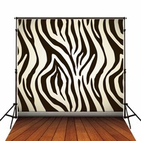 TR 5x7FT Black and White Vinyl Photography Background For Studio Photo Props Wood Floor Photographic Backdrops cloth Baby Shoots