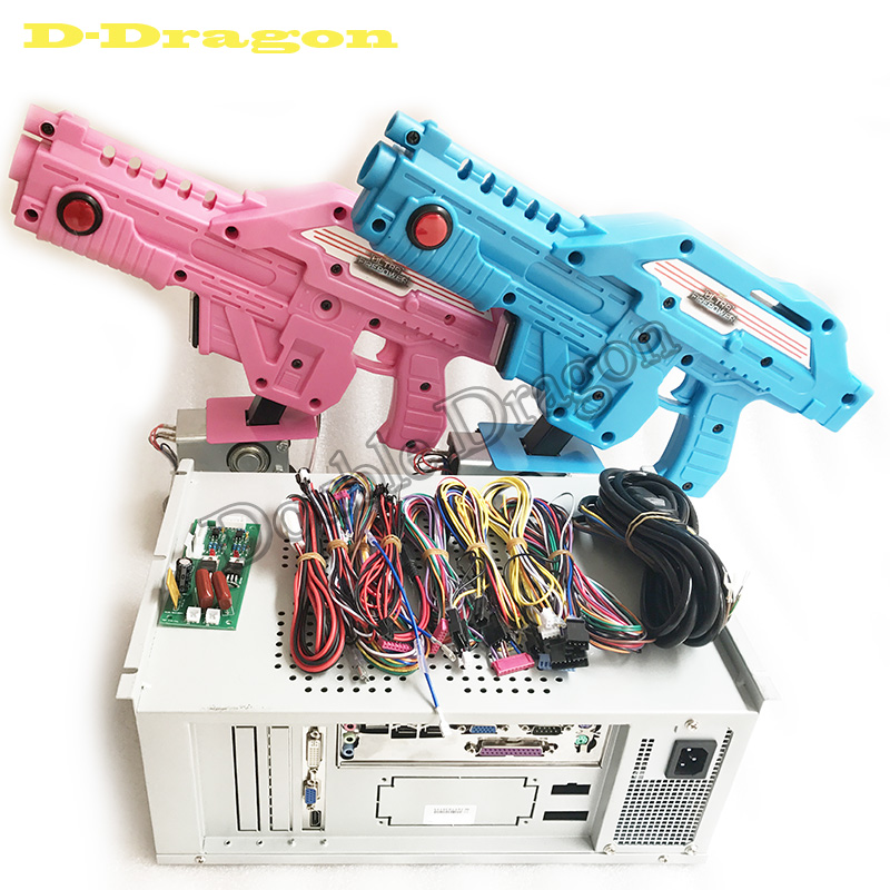 Arcade Machine Kits Aliens Farcry HOD3 3 in 1 Arcade Simulator Shooting Mothergame Board Game Console