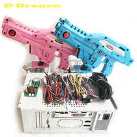 Kits de máquinas Arcade Aliens Farcry HOD3 3 en 1, simulador de Arcade de disparos, juegos de mesa, juegos de consola con 2 pistolas