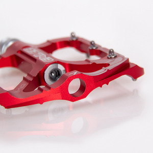 Image 4 - MTB DH XC AM Bike Pedal Mountain bicycle Ultralight Ultra Axle Sealed Bearing Pedals