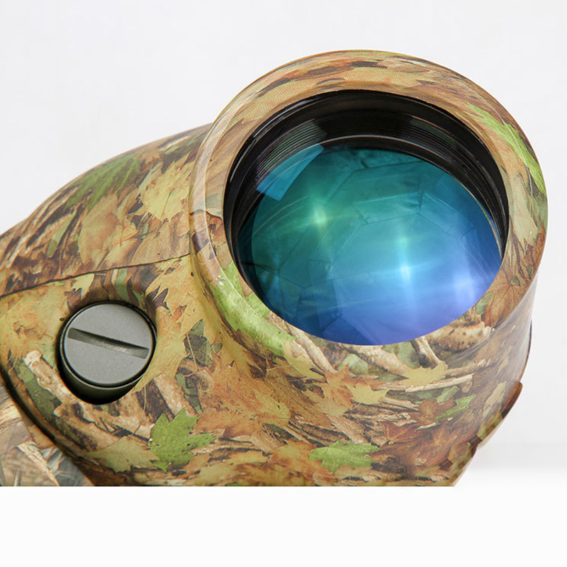 Image 4 - Wide Angle 7X50 HD Binoculars Telescope Military night vision navigation ranging compass telescope-in Monocular/Binoculars from Sports & Entertainment