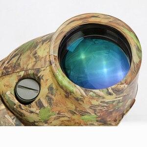 Image 4 - Wide Angle 7X50 HD Binoculars Telescope Military night vision navigation ranging compass telescope
