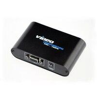 Vga החדש כדי hdmi ממיר vga עם אודיו כדי hdmi ממיר תומך בהעברת אות ממחשב נייד, PC, DVD, טלוויזיה תיבה, צגים
