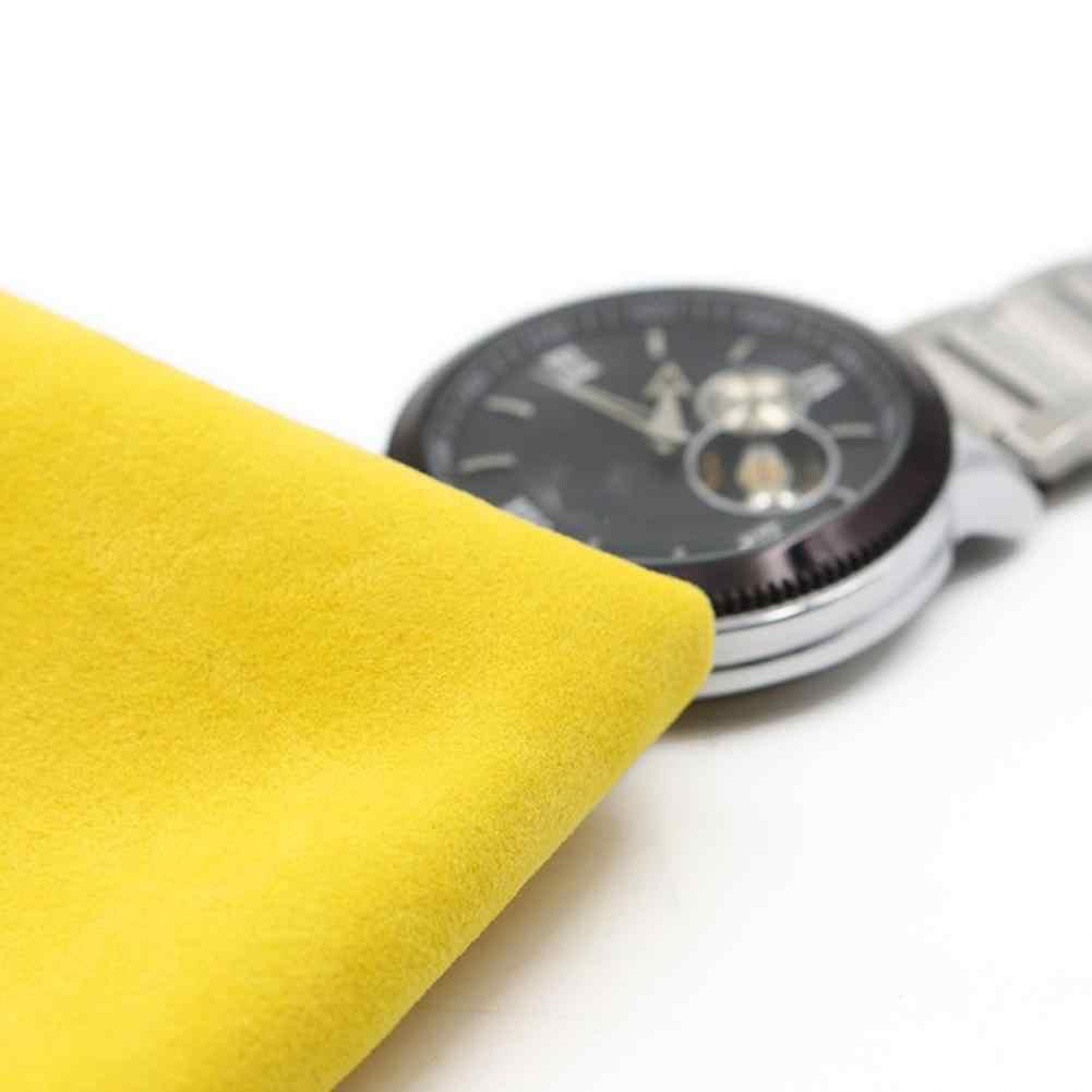 素晴らしい時計ジュエリー腕時計リングネックレスブレスレット研磨クリーニングクロスツール