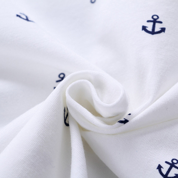 Newborn navy blue shirt and khaki short set for baby boy 5