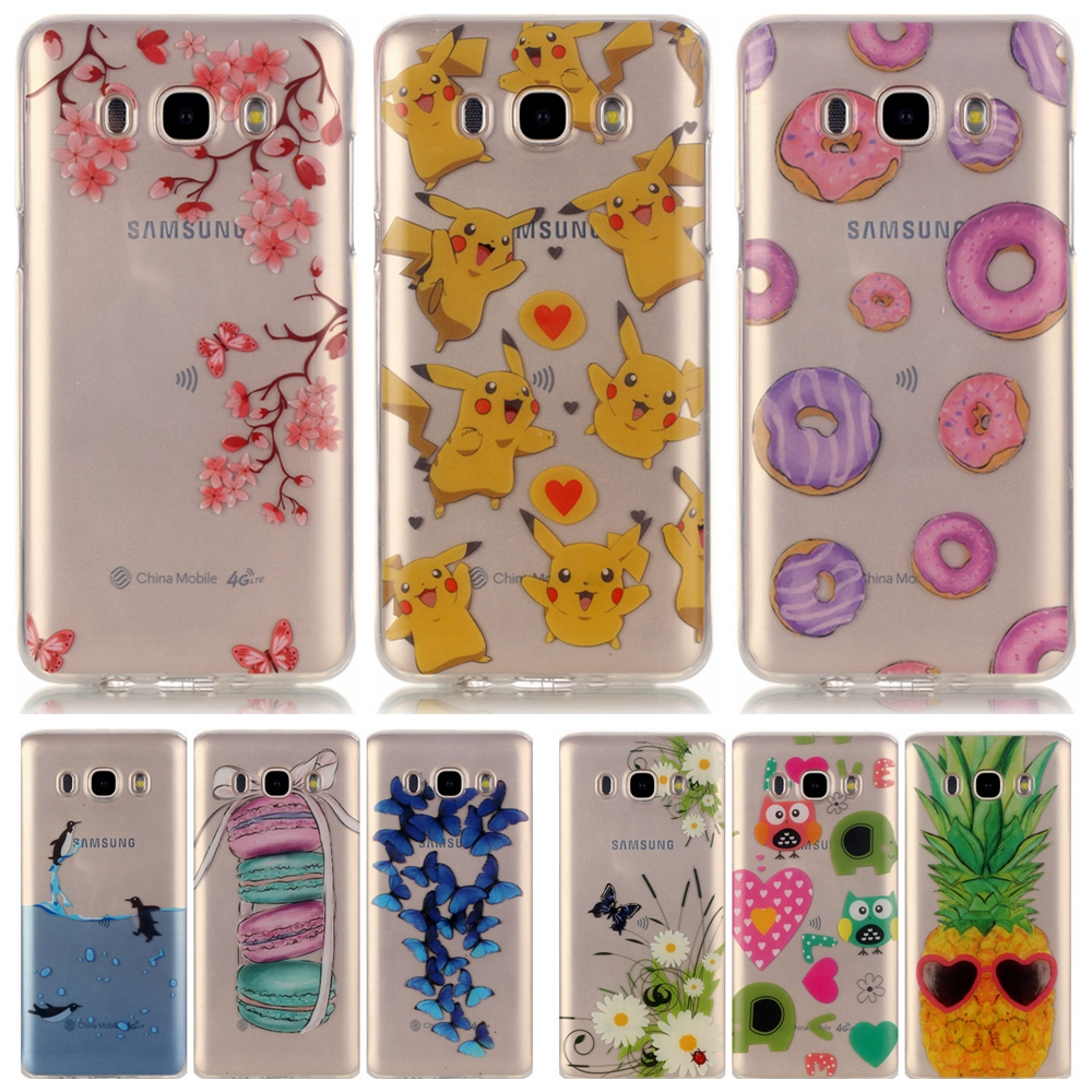 buy soft silicone tpu case sfor coque samsung galaxy j7 2016 j710 j710f back. Black Bedroom Furniture Sets. Home Design Ideas