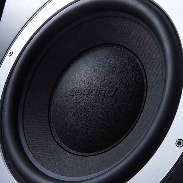 Nobsound SW-500 Home theater 10 inch active overweight 8 inch subwoofer speakers 1