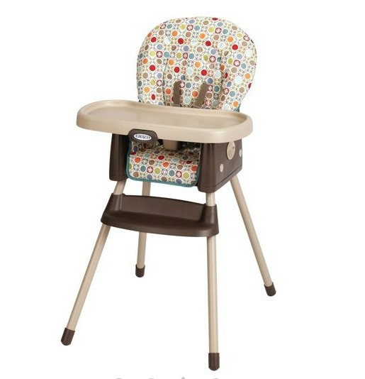 Graco Simpleswitch 2 In 1 High Chair And Booster Twister