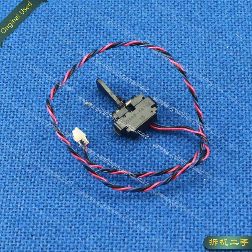 Q5669-67068 Q5669-67801 HP Designjet T610 T770 T790 T1100 T1200 T1300 T7100 Z3100 Z5200 Out of paper sensor (OOPS) used